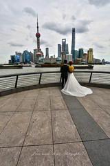 Mariage a Shanghai. (jmboyer) Tags: chi1552 lonelyplanet ©jmboyer getty images imagesgoogle photoyahoo photogéo lonely gettyimages picture travel voyage géo yahoo nationalgeographie shanghai canonfrance canon