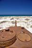 Ruined Russian tank (indomitablemachine) Tags: coast ruin socotra tank yemen hadhramautgovernorate ye