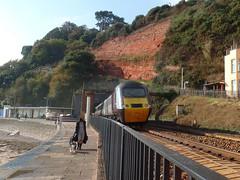 43384 Dawlish (Marky7890) Tags: xc 43384 class43 hst 1v44 dawlish railway station devon train