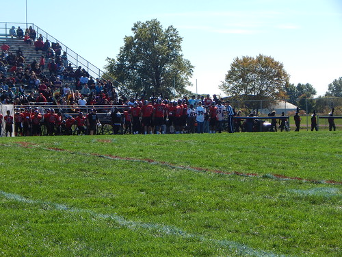 """William Penn vs. Newark 10.15.16 • <a style=""""font-size:0.8em;"""" href=""""http://www.flickr.com/photos/134567481@N04/30304229301/"""" target=""""_blank"""">View on Flickr</a>"""
