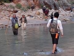 2016-09-p02-narrows-mjl-021 (Mike Legeros) Tags: ut utah zion zionnationalpark narrows river slotcanyon swiftwater wetfeet watchyourstep