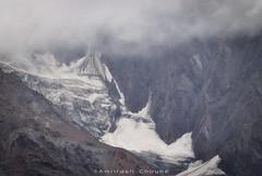 Chhota Shigri Glacier (_Amritash_) Tags: chhotashigriglacier glacier himalayas snow ice clouds travel india himachal himachalpradesh spiti lahaul
