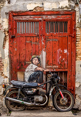 Georgetown (Andres Pela) Tags: penang canon 6d malasia asia art graffiti travel city malaysia