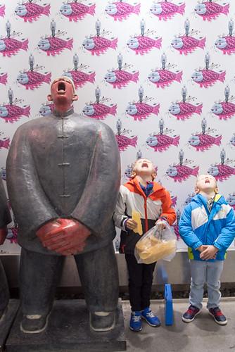 L'art moderne et les enfants