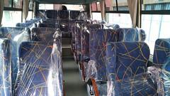 Buseta JAC Comnalmicros 1110 WNV574 Bogotá (ElvaghoX) Tags: buseta jac comnalmicros 1110 wnv574 bogotá bus 6756 hk6738 motor cummins 38 llanta sellomatic aireacondicionado modelo 2017 26 pasajeros cilindraje 3760 cambiosadelante 6 númerodepuertas 2 transporte turismo escolar interior silleteria sillas