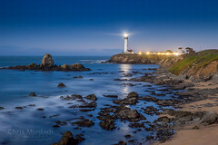 Pigeon Point by Moonlight (Chris Murdoch Photography) Tags: california californiacoast californialandscapephotography californiastateparks chrismurdoch chrismurdochphotography copyrightchrismurdoch fineart fineartphotography highway1 moonlight nature nightphotography northerncalifornia pescadero pigeonpoint pigeonpointlighthouse pigeonpointstatehistoricpark pigeonpointbymoonlight places sanfranciscobayarea sea seascapes seasons stateparks things titles usa water waves winter