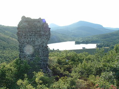 Hasznos, Cserteri vr (ossian71) Tags: magyarorszg hungary mtra hasznos tjkp landscape hegy mountain vrrom ruin memlk sightseeing