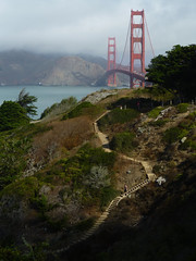 10/2/16 10:17 (joncosner) Tags: 2016 california ggnra goldengatebridge paths presidio sanfrancisco sfbayarea stars4