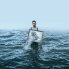 A flooded mind (Adam Bird Photography) Tags: adambirdphotography adambird water lake surreal fineart selfportrait portrait fantasy conceptual square fog boat frame gold ornate painting narnia explore flickr 365 flood
