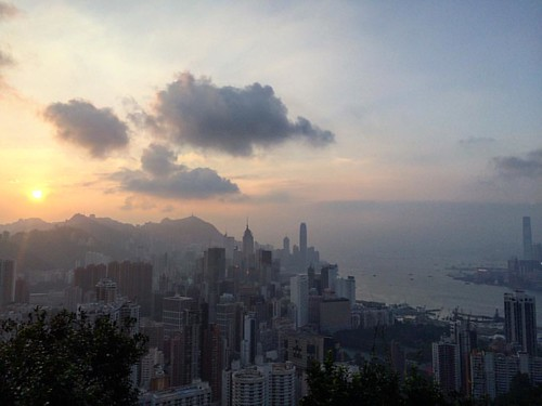 my promised land #hongkong #Autumn