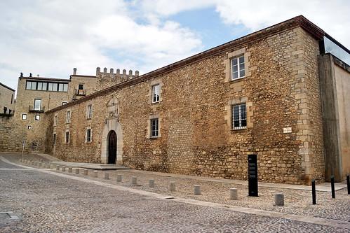 Placa de Sant Domenec