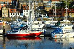 Whitby Marina (jdathebowler Thanks for 965,000+ views.) Tags: whitbymarina boats yachts moorings seaside whitby northyorkshire england