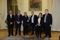 Accordo Italferr e AMA Group Corporation (Ferrovie dello Stato Italiane) Tags: italferr ferrovie filippine carganico accordo
