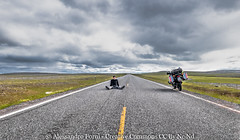 A long way in search of myself (Alex - Born To Be Free) Tags: alongwayinsearchofmyself long way search myself landscape road nord norvegia norway street motorcycle motociclette motorcycletravel landscapes landscapemountain panorama panoramico panoramic panoramica clouds person alone longway tundra alessandroforni viaggioperimmagini borntobefree ngc