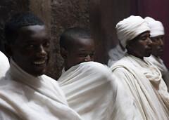 She is looking at me! (Ana Rivas Cano) Tags: lalibela ethiopia etiopa worshippers worship faithful ethiopien creyente ortodox christian christianity cristiano ortodoxo