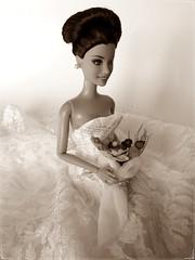 Sporty Fashionistas in Carolina Herrera (Sara.C~) Tags: barbie sporty summer teresa sassy artsy nikki fashionistas fashionista aa afro american afroamerican collector label pink gold black doll dolls carolina herrera