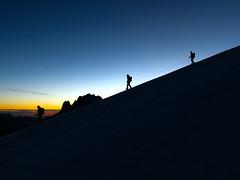 Geant (CamFederico) Tags: mountain alpinist freeride mountainguide heliski montebianco tour viaggi guidaalpina camangifederico camfederico wwwfedericocamangicom adventure montblanc uiagm courmayeur chamonix snow white