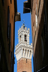 Siena, Tuscany, Italy (annovi.frizio) Tags: paliodisiena siena tuscany italy toscana italia torredelmangia contrade piazza europe euro tourism horserace cavalli medioevo medievale