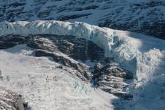 Eigergletscher ( Gletscher glacier ghiacciaio  gletsjer ) zwischen Eiger und Mnch in den Berner Alpen - Alps ( Westalpen ) ob der Kleinen Scheidegg im Berner Oberland im Kanton Bern der Schweiz (chrchr_75) Tags: albumzzz201612dezember christoph hurni chriguhurni chrchr75 chriguhurnibluemailch dezember 2016 albumgletscherimkantonbern gletscher glacier ghiacciaio  gletsjer alpen alps kantonbern berner oberland schweiz suisse switzerland svizzera suissa swiss