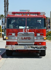 LOS ANGELES FIRE DEPARTMENT (bravo457) Tags: lafd losangelesfiredepartment lafire losangelesfire piercearrowxt piercemfg