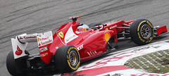 (LouisQiu) Tags: car race shanghai f1 ferrari racing  formula1 alonso    shanghaiinternationalcircuit