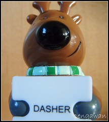 dasher the reindeer (pengawan) Tags: christmas reindeer toy dasher pengawan dasherthereindeer