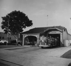 Fire Station 45 circa 1986