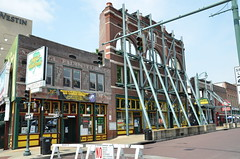 Beale Street - Memphis, TN (Adventurer Dustin Holmes) Tags: building bar buildings pub bars business nightlife pubs bealestreet businesses irishbar memphistn bealest silkyosullivans memphistennessee irishbars bealestreetmemphis bealestmemphis