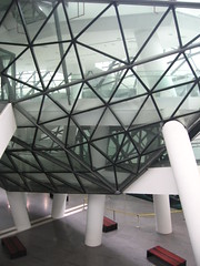 IMG_6294 (Pablo Taking Pictures) Tags: china architecture mall shanghai skating arena mercedesbenz rink angular spaces