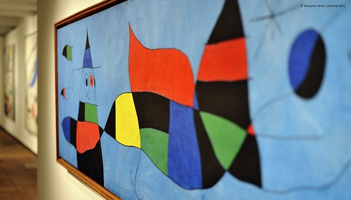 Joan Miró: A life in paintings