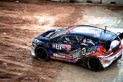 Arpin @XGamesBarcelona (Max_from_Pine) Tags: barcelona ford fiesta games x montjuic global rallycross olimpic estadi arpin