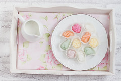 Sweet (Kate Morozova) Tags: food beautiful canon milk pretty candy sweet 50mm14 foodphoto 500d