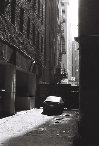 Cinematic alley