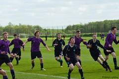 Wellington School vs Sale Grammar (KickOffMemorabilia Photography) Tags: school cup ball football goal kick fields match conference pitch kickoff win midfielder defender carrington