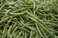 Green Beans (earthdog) Tags: food nikon farmersmarket vegetable bean fremont irvington edible greenbean fremontca 2013 afsdxvrzoomnikkor1855mmf3556g d5100 irvingtonfarmersmarket nikond5100