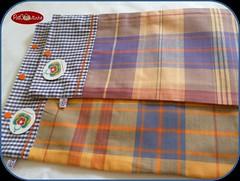 Saquinhos Organizadores (PAT COUTINHO) Tags: pat patch coutinho tecidos organizadores saquinhos
