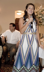 she's giving a speech (tango.mceffrie) Tags: wedding party tom newjersey marriage reception maureen springlake perkowski dolangalaviz