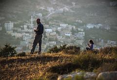 Palestinians #1 (Nidal.Elwan) Tags: israel eli palestine westbank ramallah nablus 300mm zuiko israeli  luban evolt nidal palestinian e500 nidale maale levona  sharqiya   sinjil      elwan   needoo77