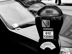 Ticket! (The Black Brick) Tags: sanfrancisco california street blackandwhite bw downtown streetphotography documentary x10 fujix10