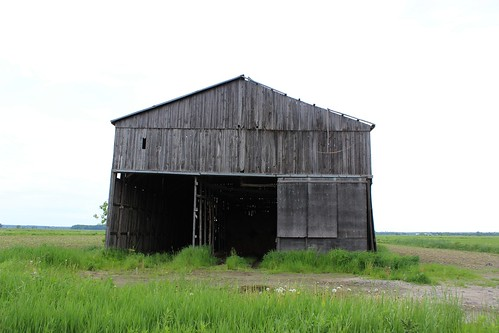 Old Barn in St-Jacques