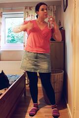 The New (*Vindaloo*) Tags: selfportrait jfdi gin outwiththeoldinwiththenew challenge18