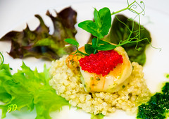 Amuse bouche (Jan Dierkes) Tags: food restaurant essen starter quinoa makro amusebouche photografie jandierkes
