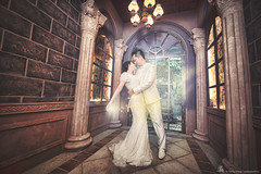 [wedding] elf of light (pooldodo) Tags: wedding light white groom bride dress taiwan elf gown prewedding pooldodo taotzuchang