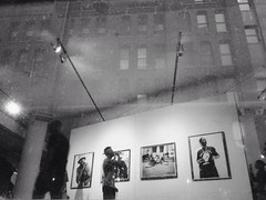 Back in the Day (Wells Baum) Tags: nyc newyorkcity music newyork art museum studio polaroid artwork jay manhattan hiphop z artshow hip hop rap bigapple instrumental nas djpremier snoopdog dmx ludacris milkstudios jonathanmannion