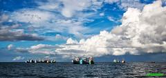 ภารกิจการลาดตระเวนทะเลอ่าวไทย