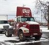"International 8100 - New England Motor Freight • <a style=""font-size:0.8em;"" href=""http://www.flickr.com/photos/76231232@N08/9188469796/"" target=""_blank"">View on Flickr</a>"