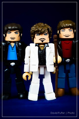 Don't Hassle the Hoff's! (Puffer Photography) Tags: toys actionfigures davidhasselhoff knightrider minifigs minimates