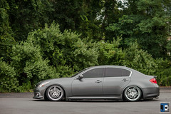 """WORK Durandal DD5.2 on Infiniti G37 • <a style=""""font-size:0.8em;"""" href=""""http://www.flickr.com/photos/64399356@N08/9351232171/"""" target=""""_blank"""">View on Flickr</a>"""