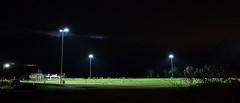 Footy Oval Under Lights (Joel Bramley) Tags: sport lights football rules aussie footy oval bendigo