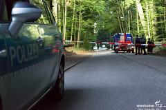 Überfahrene Frau Tränkweg 27.07.13 (Wiesbaden112.de) Tags: wiesbaden feuerwehr rettungsdienst polizei thw neroberg kriminalpolizei reanimation überfahren kripo tötung ermittlung tränkweg